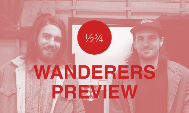 1/2/3/4 — #04 PREVIEW — Let's Go Wandering