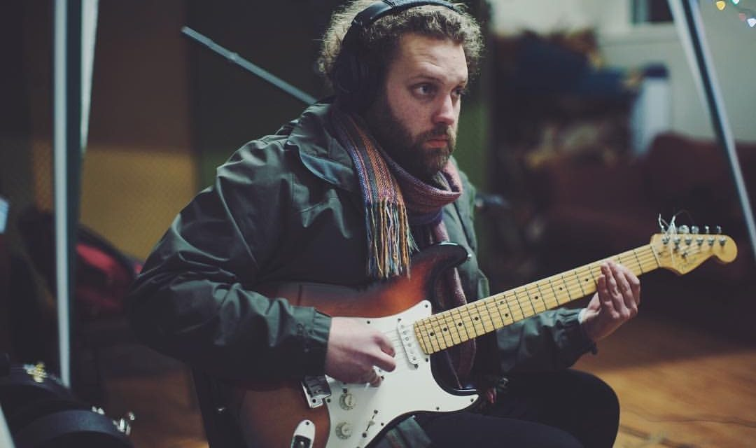 1/2/3/4 — #08 — Tom West in session