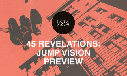 1/2/3/4 — #06 PREVIEW — 45 Revelations : Jump Vision