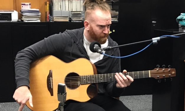 1/2/3/4 — #48 —  Newton Faulkner In Session