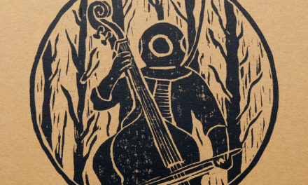 Quiet Space — #85 — Folk Songs for Double Bass