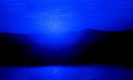Quiet Space — #129 — Blue Moon Set