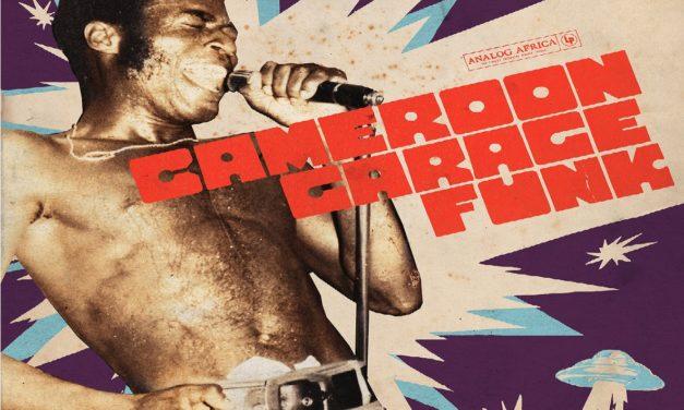 1/2/3/4 — #213 — Cameroon Garage Funk
